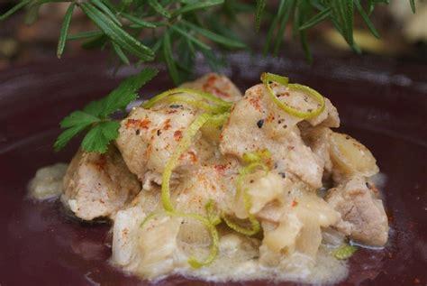 cuisiner la langouste la cuisine d 39 alba sauté de veau façon yassa