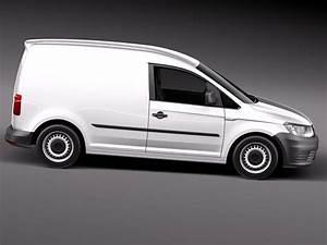 Volkswagen Caddy Versions : volkswagen caddy cargo van 2016 3d model max obj 3ds fbx c4d lwo lw lws ~ Melissatoandfro.com Idées de Décoration