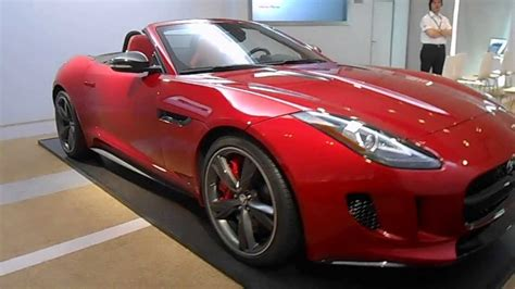 Jaguar F-type Italian Racing Red 3.0 S V6 S/c 380 Cv