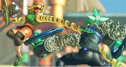 Arms Switch Nintendo