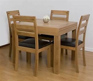 Petite Table Extensible : la table manger extensible quoi on peut prendre ~ Teatrodelosmanantiales.com Idées de Décoration
