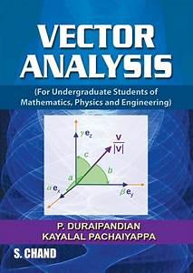 Vector Analysis By P Duraipandian
