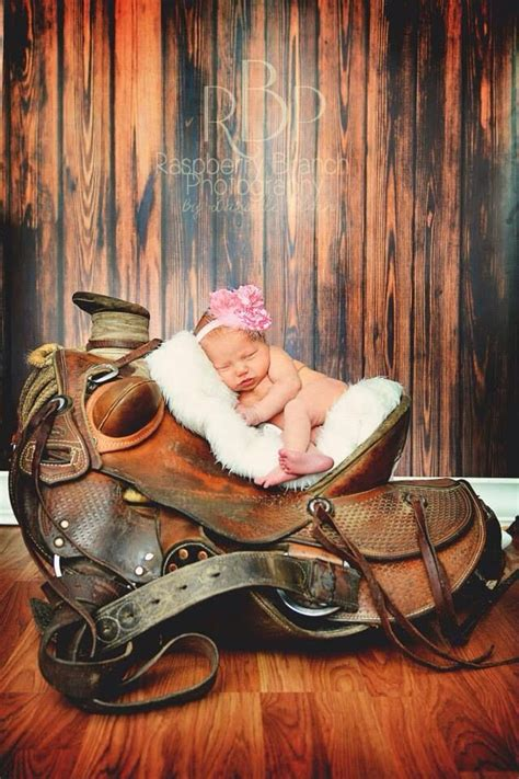 rustic western photo shoots google search newborn