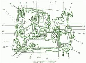 98 Mustang Power Distribution Box Diagram