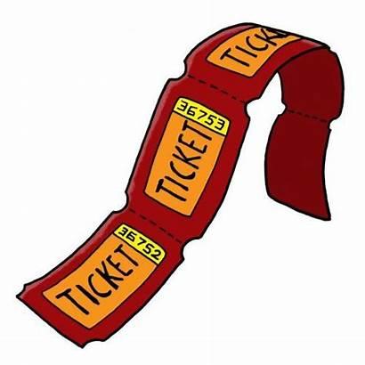Carnival Clip Raffle Tickets Games