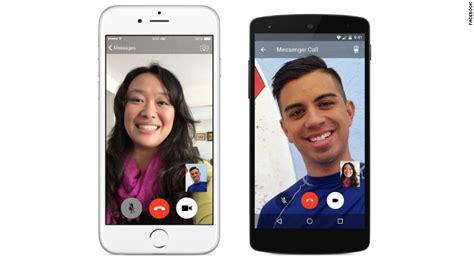 facebook messenger  lets   video calls