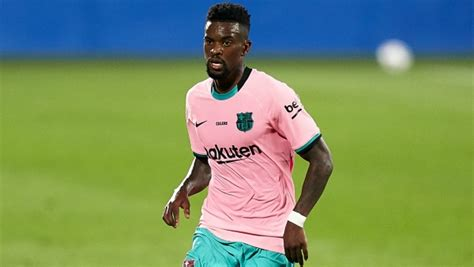 Nelson Semedo farewells Barca ahead of reported Wolves move