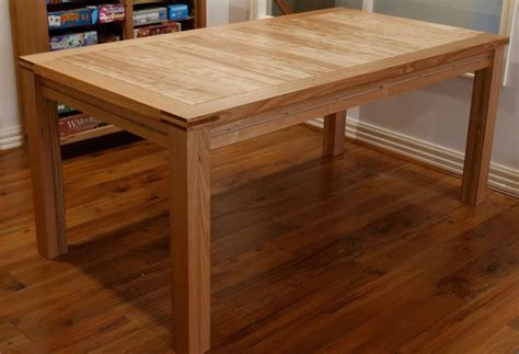 gaming dining table  wood whisperer guild