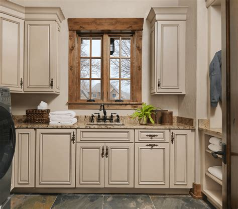 rustic laundry room design beckallen cabinetry