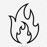 Fuego Colorear Fire Coloring Flame Dibujo Drawing Chama Colorir Llama Llamas Blaze Desenho Colorare Fogo Libro Blanco Dibujos Drawings Imagen sketch template