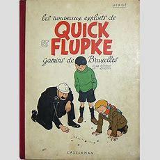 Quick Et Flupke 2 (casterman, N&b)  Bd, Informations, Cotes