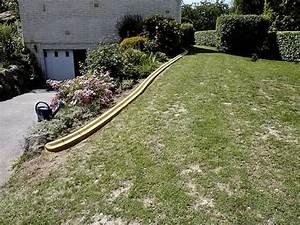 Comment poser des bordures beton idees deco for Idee pour amenager son jardin