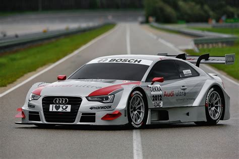 Audi A5 Dtm Race Car Hd Wallpapers 2012