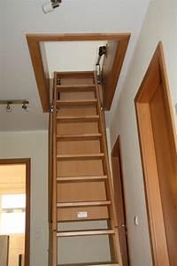 Treppe Zum Dachboden Nachträglich Einbauen : treppe dachboden treppe f r dachboden dachboden treppen dachausbau innenausbau bauen renovieren ~ Orissabook.com Haus und Dekorationen