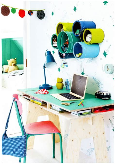 25 Creative DIY Storage Ideas to Organize Kids' Room