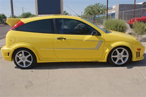 Focus Saleen by 2005 Ford Focus Saleen 201206