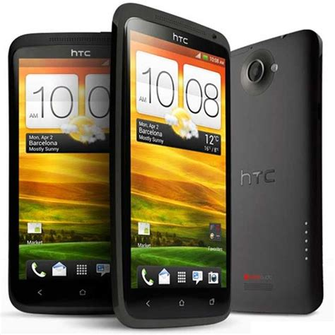 Htc One X Used Phone, Unlocked Smartphone For At&t, T