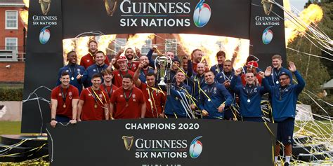 RFU Crowned 2020 Six Nations Champions