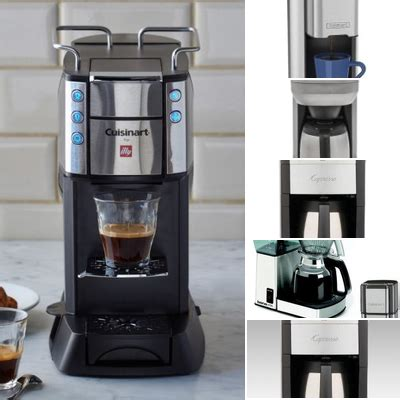 To go with the wide variety of grinds, this grinder also allows you to catch the ground coffee with whichever vessel or filter makes the most sense for your kind of brewing. Best Rated Coffee Makers with Built In Grinders