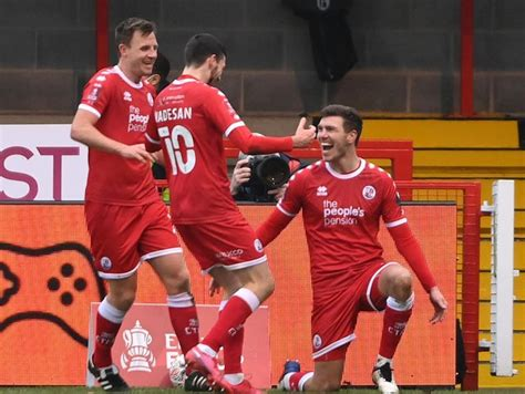 How Crawley Town's FA Cup win over Leeds United compares ...