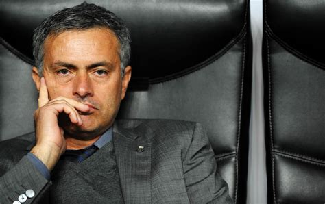 Jose Mourinho  A Football Revolutionary  Back Page Football