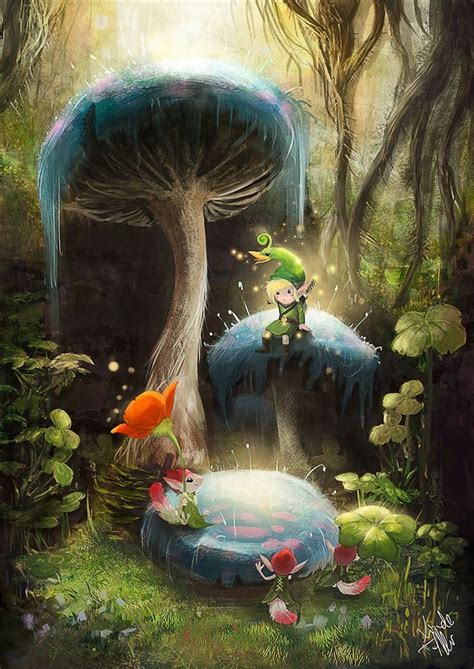 84 Best Images About The Legend Of Zelda The Minish Cap