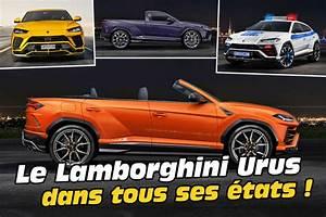 Lamborghini Urus Prix Neuf : les plus belles transformations du lamborghini urus photo 1 l 39 argus ~ Medecine-chirurgie-esthetiques.com Avis de Voitures
