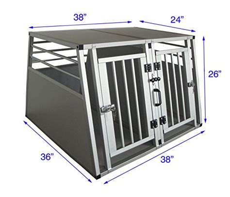 collapsible crate cool runners pro series secure aluminum door