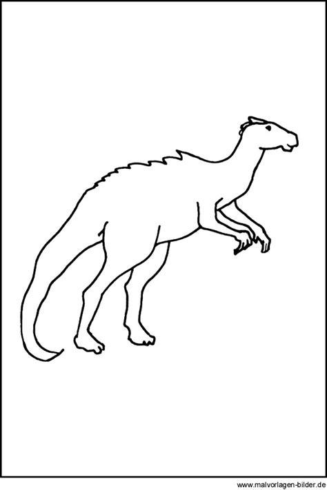 gratis malvorlage dinosaurier