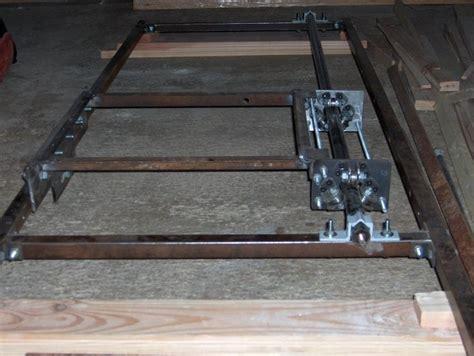 chariot pour une table de sciage table de sciage