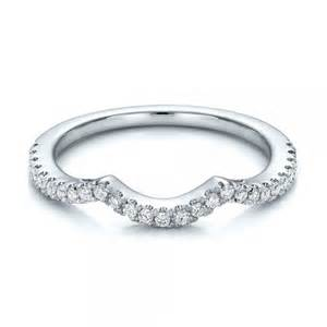 solitaire wedding band bridal rings diamonds in your wedding band seller 39 s guide