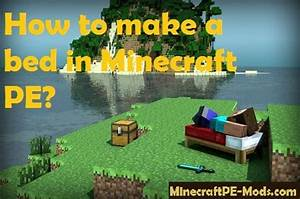 How to make a bed in Minecraft PE? - Guides (FAQ) MCPE