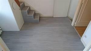 Pose Lames Pvc : pose sol pvc en lames florenov ~ Premium-room.com Idées de Décoration