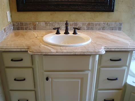 Vanity Tops by Marble Craft Bathrooms