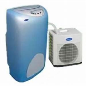 Climatiseur Mobile Sans évacuation Extérieure : climatisation climatisation mobile ~ Dailycaller-alerts.com Idées de Décoration