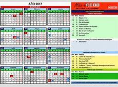Calendario Laboral 2016 CCOO Cataluña