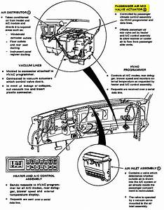 1994 Buick Lesabre Was In The Shop For Spark Plug Replacement Etc And When I Got It Back The Air