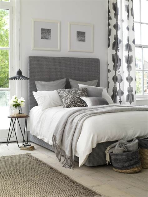 Decorating Ideas For Bedroom by 40 Gray Bedrooms You Ll Be Dreaming About Tonight