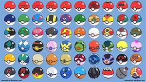 pokeballs wallpaper