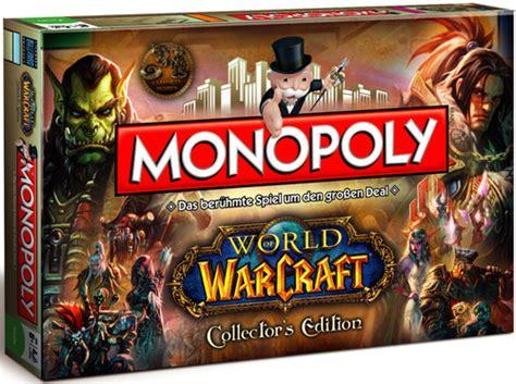 monopoly world  warcraft juicebubble  shirts