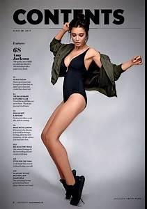 AMY JACKSON i Maxim Magazine, India January/February 2017 ...