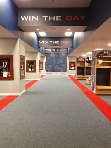 secs football locker rooms