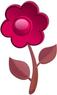 Cute Pink Flower Clip Art