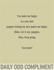 90 best Daily Odd Compliment images on Pinterest   Odd ...