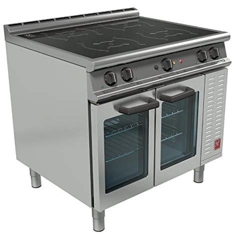 Falcon Dominator Plus Heavy Duty Induction Oven Range