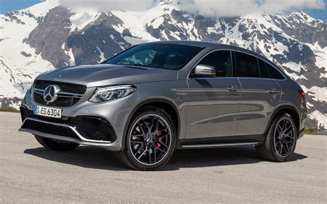 But if you'd rather not have your head bitten off, there's this: 2015 Mercedes-AMG GLE 63 S Coupe - Wallpapers and HD Images   Car Pixel