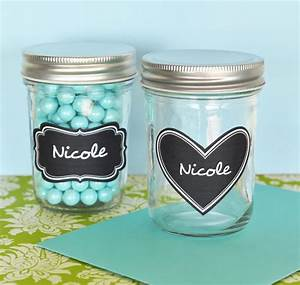 wholesale wedding favors party favors by event blossom With cheap jar labels