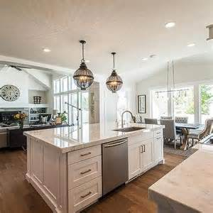kitchen island different color than cabinets backless gray tufted counter stools with silver nailhead