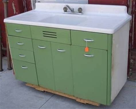 retro metal kitchen cabinets antique kitchen sinks warmth of materials