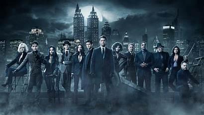 Gotham Season Cast 1080 1920 5k Wallpapers